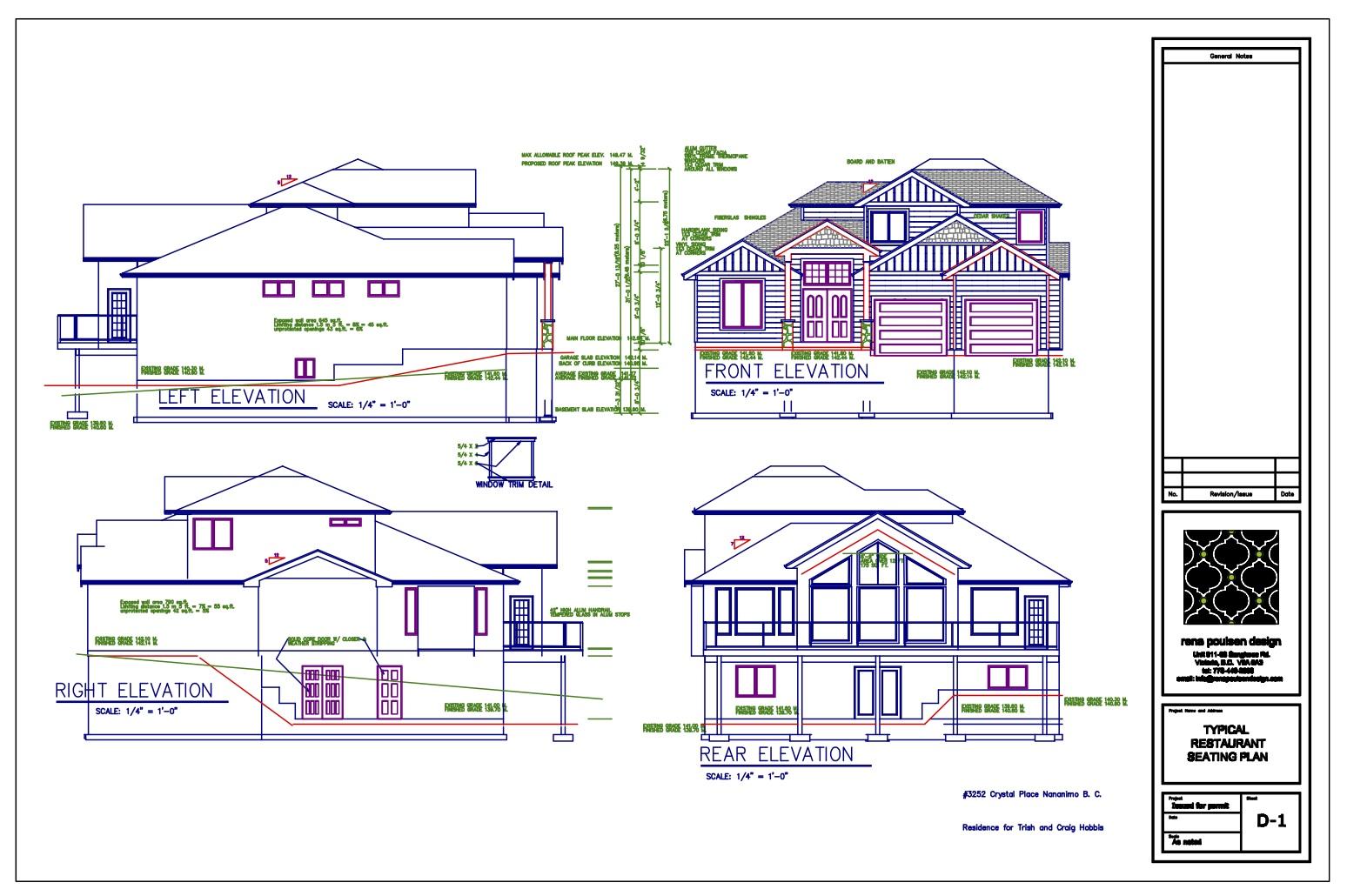 Architecture Design Example
